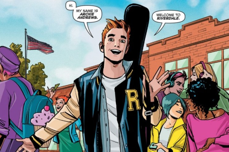 Archie. Volumen uno de Mark Waid