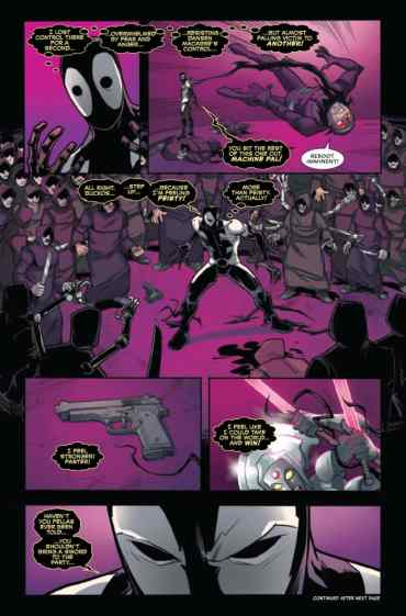 Deadpool Back in Black 1-3