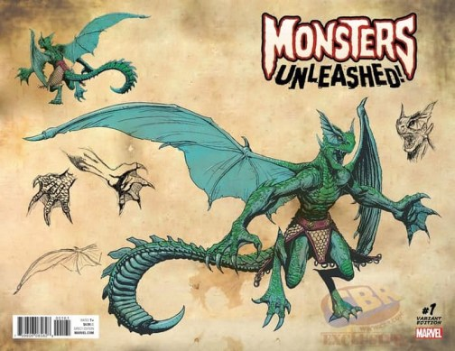 monsters-unleashed-cover-variant