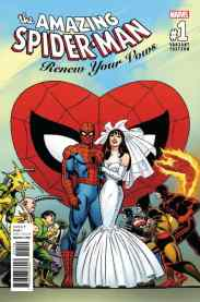 Amazing Spider-Man: Renew Your Vows cover 2