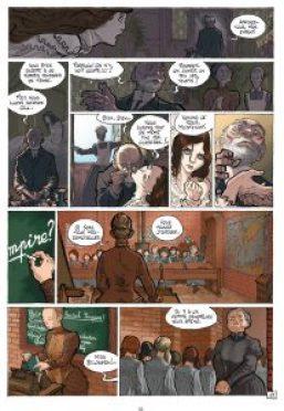 D. Diario de un no muerto, de Ayroles, Maïorana y Leprévost