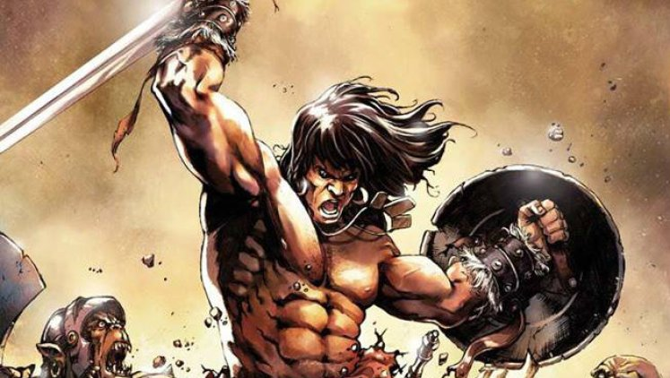 NOTICIA El tomo 35 aniversario de Planeta dedicado a Conan contará con la portada de Sergio Davila
