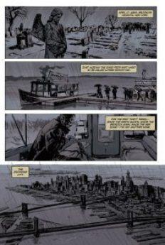 RESEÑA Joe Golem #1.El Cazador de Ratas y Los muertos sumergidos, de Mignola, Golden, Reynolds y Stewart