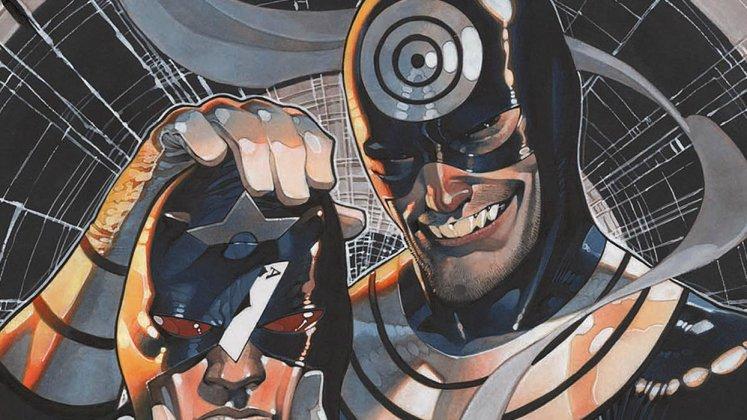 Marv Wolfman Bullseye