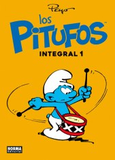los-pitufos-integral-norma-editorial-portada