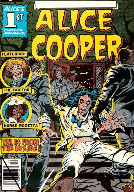 Terry Austin Alice Cooper