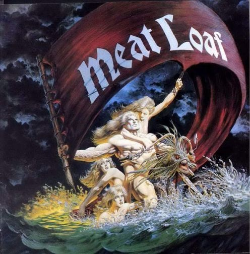 Bernie Wrightson Meat Loaf