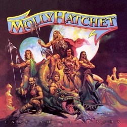 Boris Vallejo Molly Hatchet