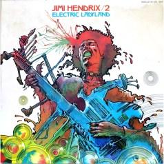 Philippe Druillet Jimmy Hendrix