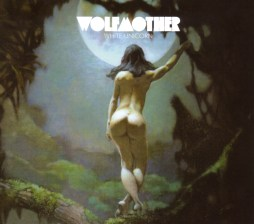 Frank Frazetta Wolfmother