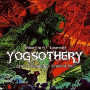 Philippe Druillet YOGSOTHERY