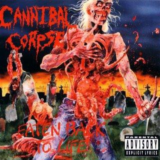 Vince Locke Cannibal Corpse's