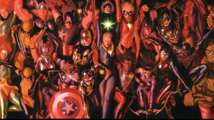 NOTICIA Marvel sorprende con un espectacular teaser de Alex Ross : Generations