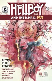 RESEÑA Hellboy y la AIDP 1953