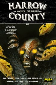 RESEÑA Harrow County #3