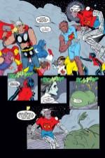 RESEÑA X-Statix 'Contra los Vengadores'