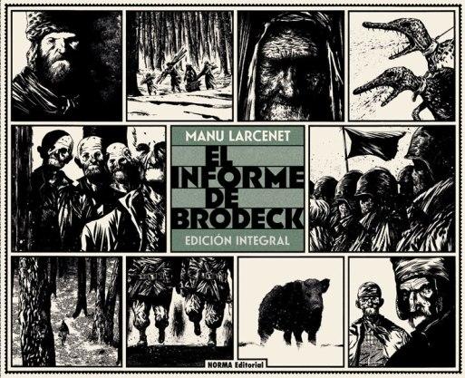 RESEÑAS El Informe de Brodeck, de Manu Larcenet