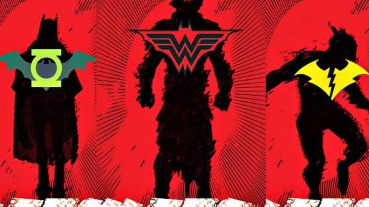 NOTICIA DC lanza versiones malvadas de Batman en los One-shots de Dark Nights: Metal