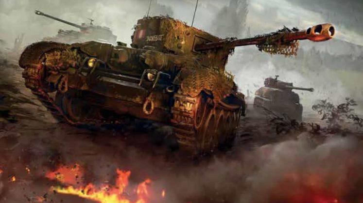 wolrd of tanks