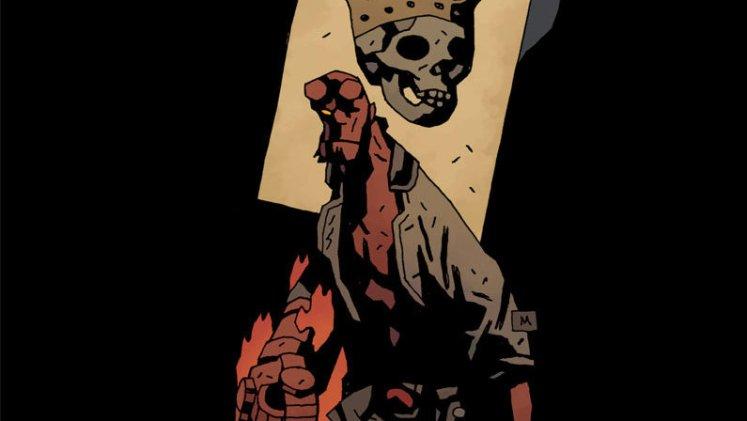 RESEÑA Hellboy en el Infierno #2