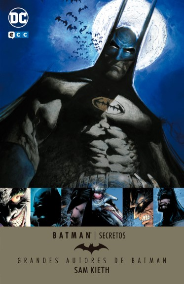 BATMAN SECRETOS 1