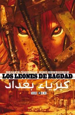 LEONES DE BAGDAD 1