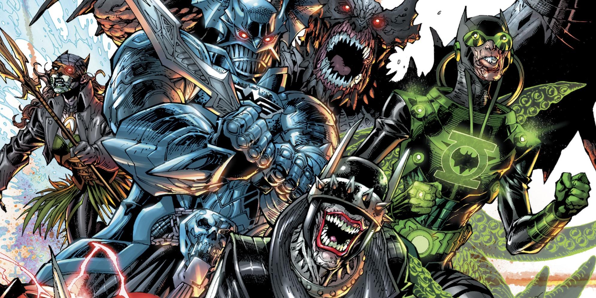 VÍDEO El nuevo Bat-Evento, Noches Oscuras: Metal