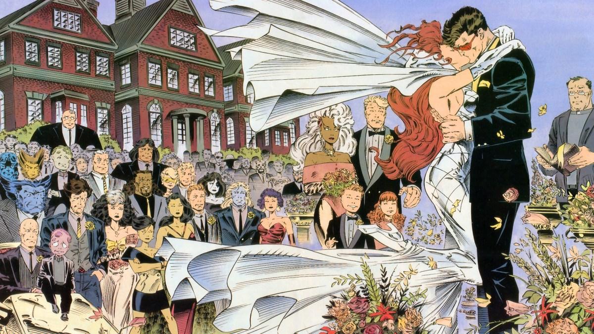 NOTICIA Marvel nos invita a ir de boda Mutante (Spoiler)