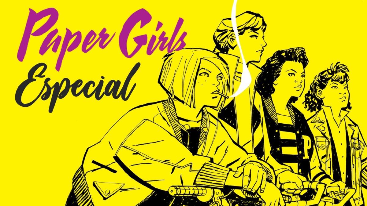 VÍDEO Paper Girls y la fórmula de Vaughan + CONCURSO