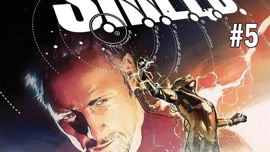 NOTICIA Hickman vuelve junto a Weaver para finalizar S.H.I.E.L.D. en mayo