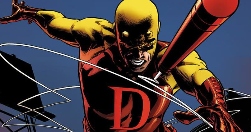 NOTICIA Quesada regresa a Daredevil para realizar las variants del especial #600