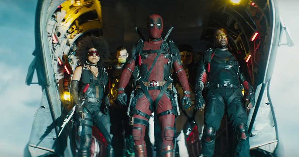 NOTICIA Quién es quién en la X-Force de Deadpool 2