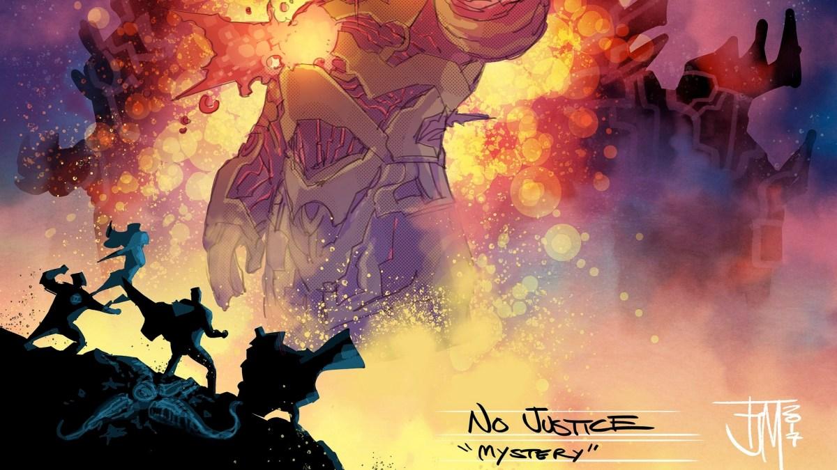 NOTICIA Revelados los nuevos seres cósmicos del DCU para Justice League: No Justice