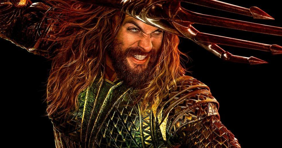 NOTICIA La nueva armadura de Aquaman se aprecia en nueva promo