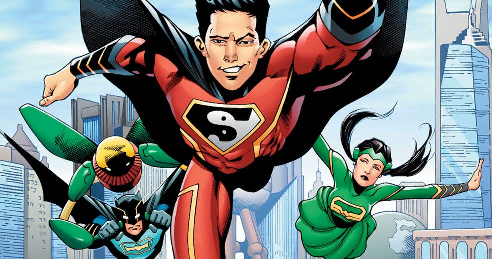 NOTICIA Confirmada la cancelación de New Super-Man