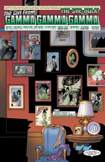 She-Hulk (2004-2005) 001-003