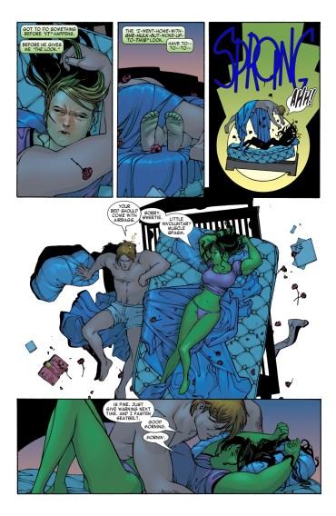 She-Hulk (2004-2005) 001-005