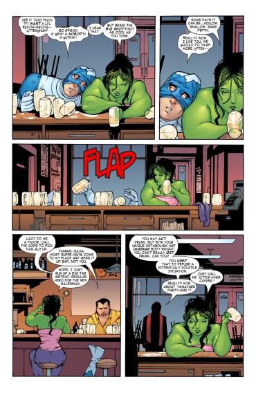 She-Hulk (2004-2005) 001-020
