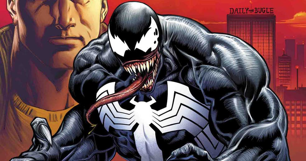 NOTICIA El simbionte original hace equipo con Eddie Brock en Venom: The First Host