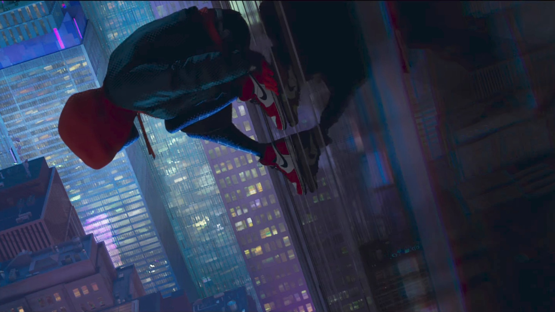 Noticia Nuevo Trailer De Spider Man Into The Spider Verse Tomos Y