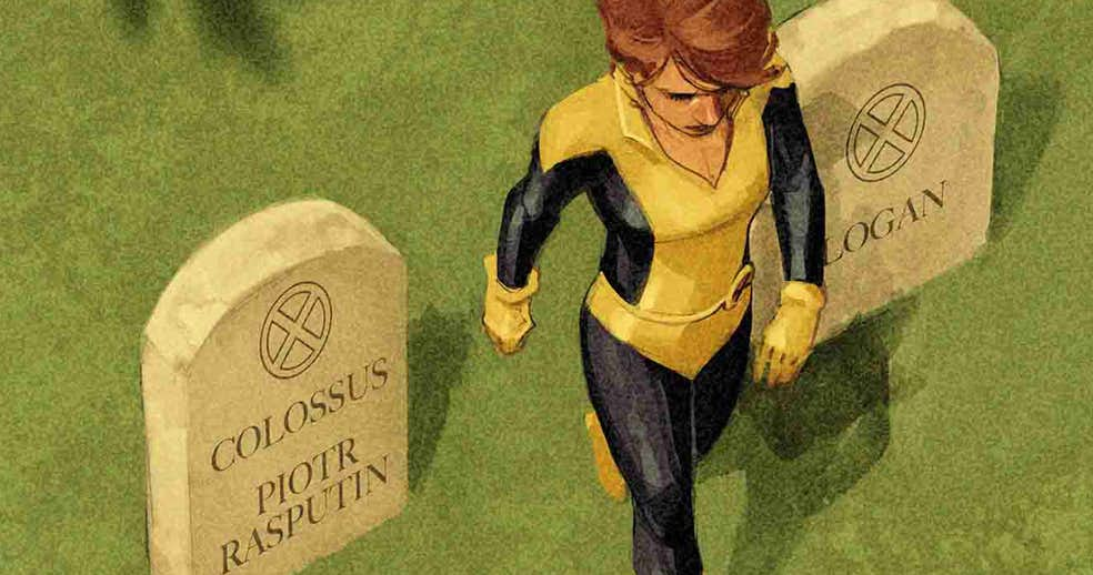 NOTICIA X-Men Blue y X-Men Gold canceladas