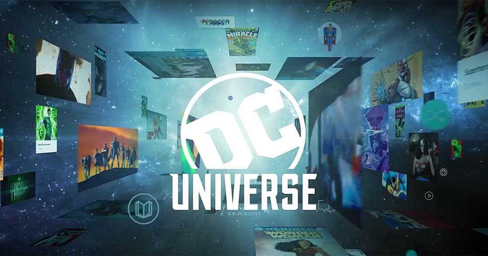 NOTICIA DC añade una cuarta serie live action a su lista para DC Universe