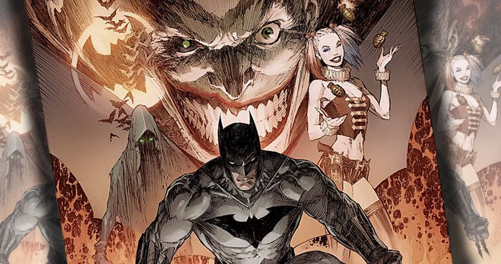 NOTICIA Batman/Joker. Deadly Duo, la nueva serie de Marc Silvestri