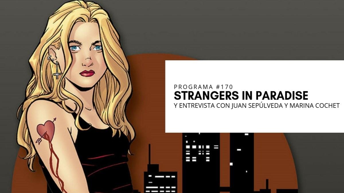 VOL.5 PROGRAMA #9 - Strangers in Paradise