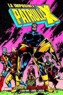 Patrulla X La Saga de Fénix Oscura 01