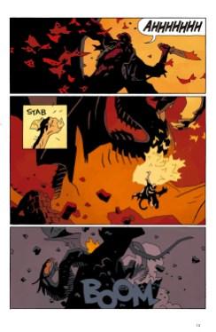 Hellboy en el Infierno 02