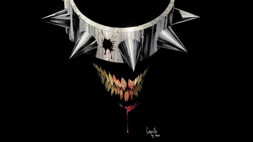 VISTAZO The Batman Who Laughs, de Scott Snyder y Jock