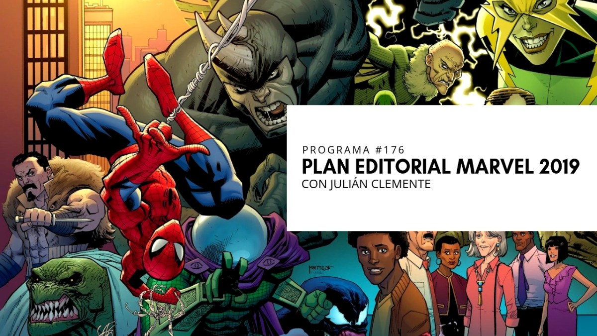 VOL.5 PROGRAMA #15 - Plan editorial Marvel 2019