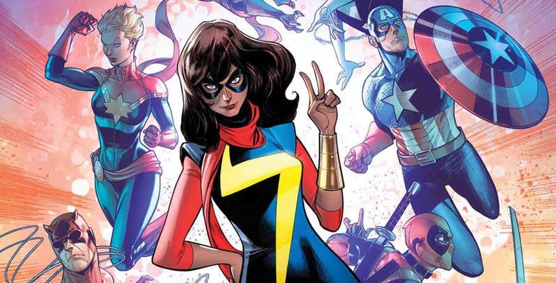 NOTICIA Marvel Team-Up volverá en 2019