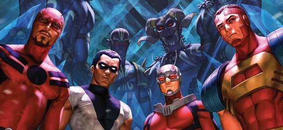 NOTICIA Marvel lanzará en mayo el título Giant-Man